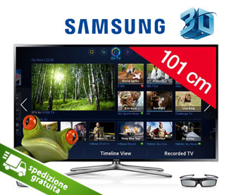 tv samsung 40 pollici prezzo pi basso risparmioweb eu. Black Bedroom Furniture Sets. Home Design Ideas