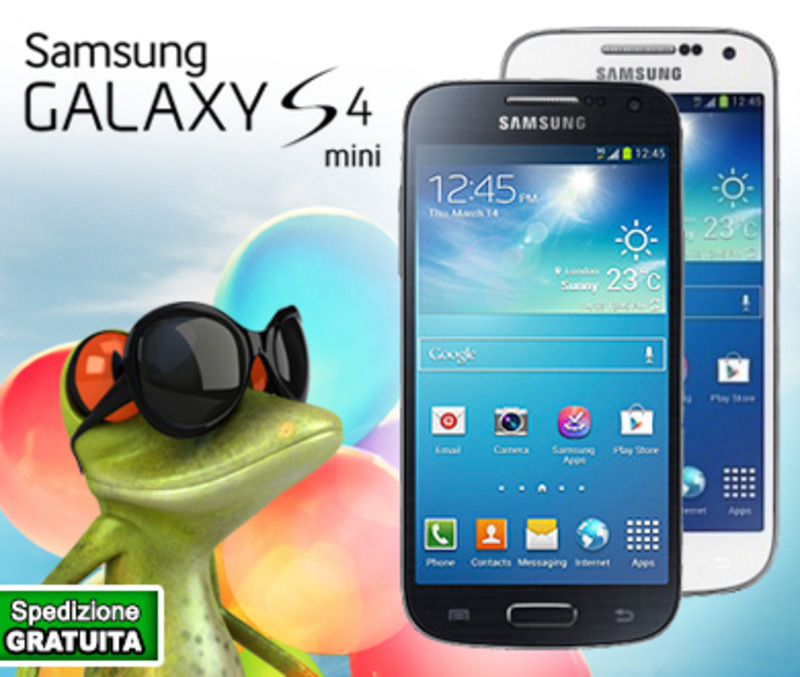 Samsung Galaxy S4 Mini Prezzo Amazon