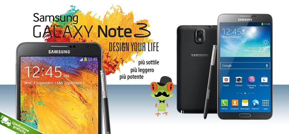 Galaxy Note 3 N9005 prezzi